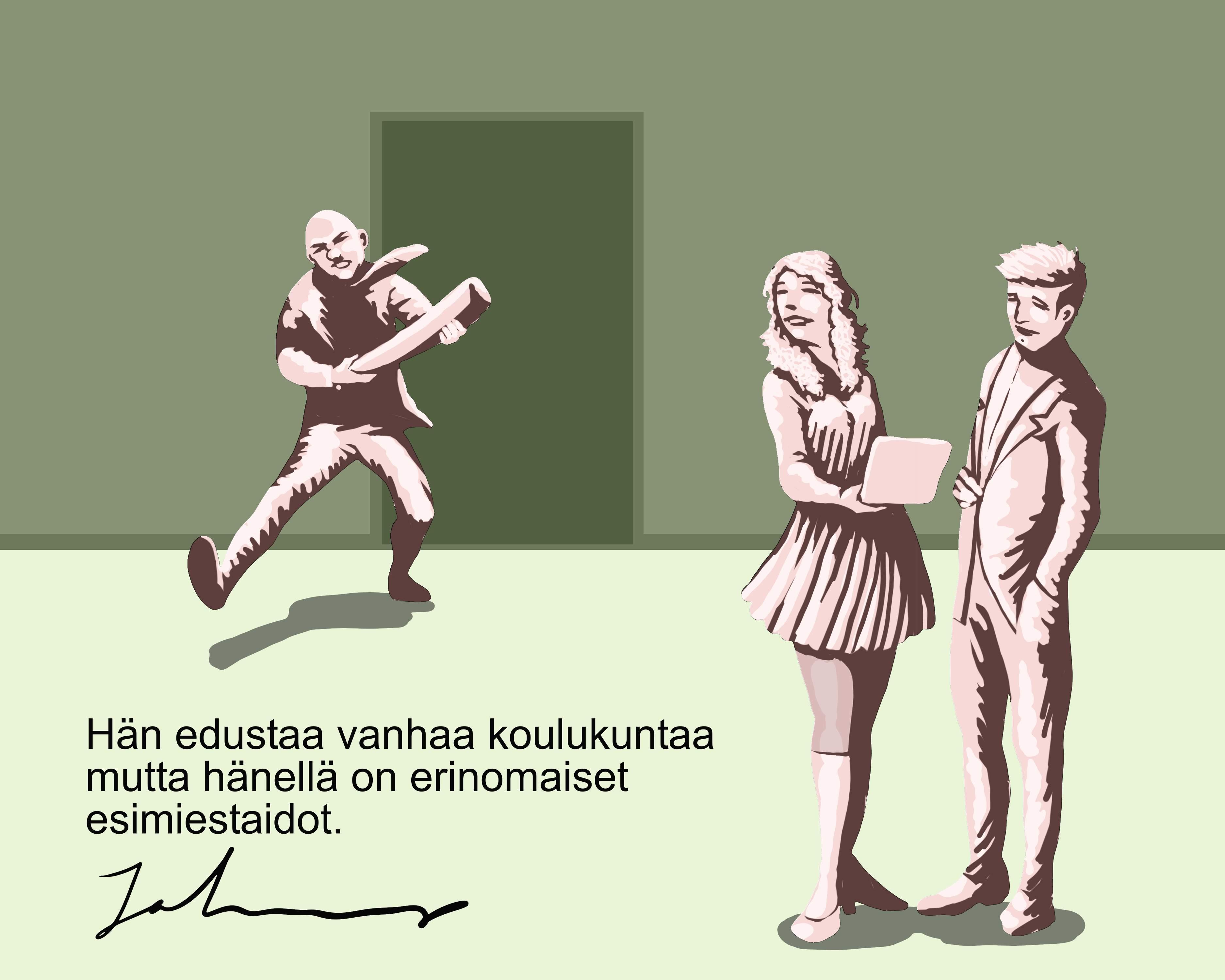 Koulukunta 9